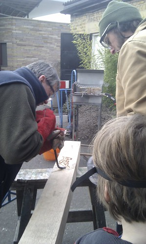 Fire-Etching Workshops