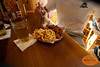 Wings and Curly fries...nothing better (originalhooters) Tags: food beer glass tampa wings florida eating hooters fork eat fries fl pint clearwater curlyfries hootersgirls digin originalhooters meetahootersgirl