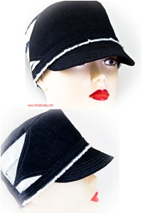 hat sewing pattern by McArt