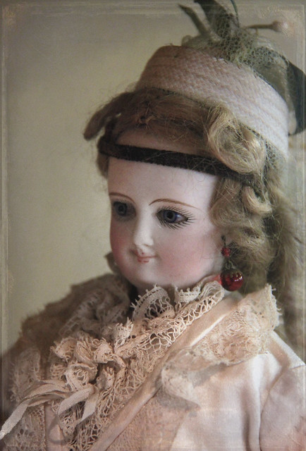 Bridal doll, French, 1865-67