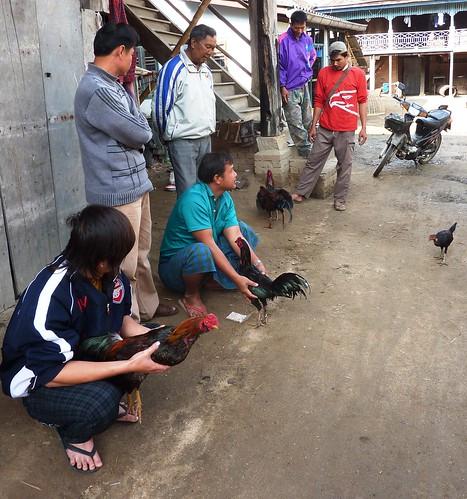 Kengtung - Village Eng-En route (2)