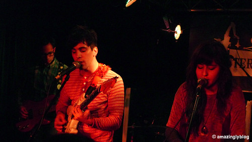 Wild Moccasins(US) at l'International, Paris