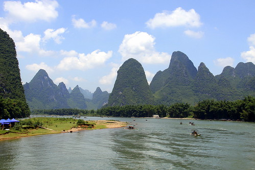 GUILIN - CHINA - RIO LI JIANG