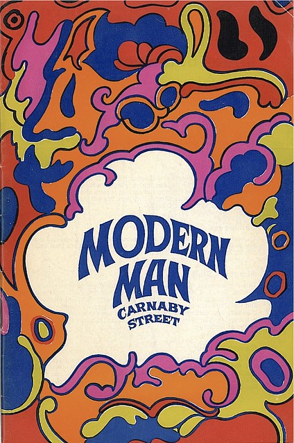 Modern Man Psych Front Cover