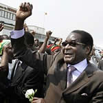 President Mugabe of Zimbabwe attended the African Union Peace and Security Council meeting held on March 10, 2011. Zimbabwe is launching a nationwide anti-sanctions campaign in this Southern African nation. by Pan-African News Wire File Photos