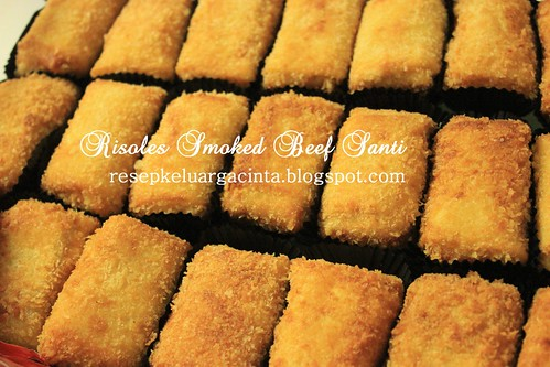 Risoles Smoked Beef Santi