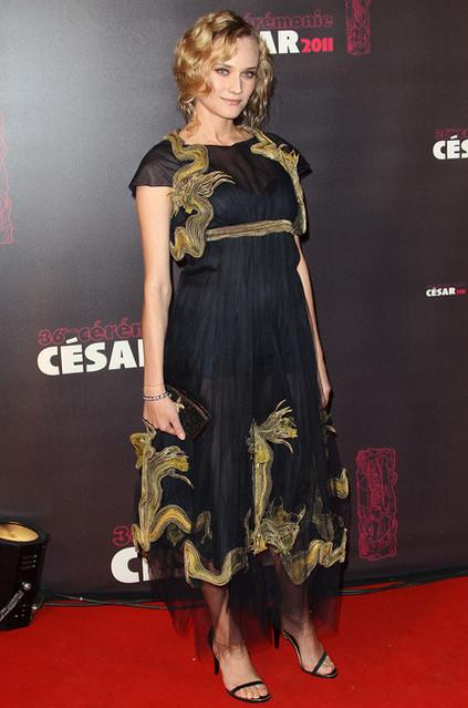 Diane Kruger-cesar-2011