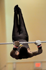 Andrews-High-School-Gymnastics (13) (Gary Middendorf) Tags: gymnastics vault parallelbar pommelhorse highbar floorexercise andrewshighschool andrewshighschoolgymnastics boygymnastics roddhaddad andreagahan