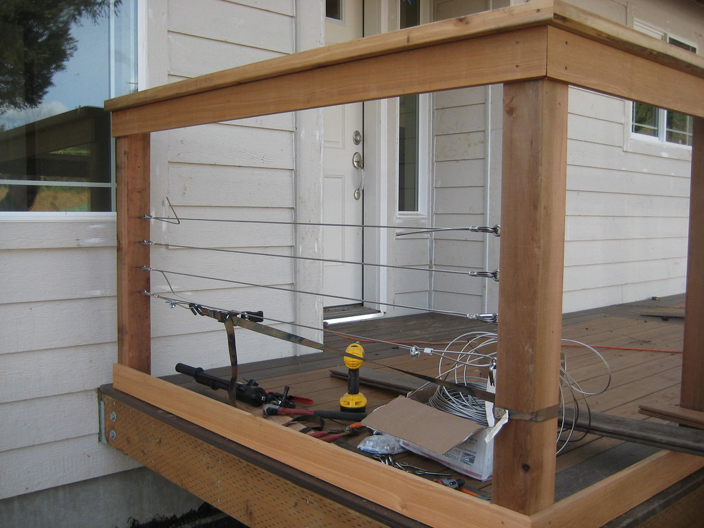 Toledo, Oregon - Adair 1560: MORE Deck...