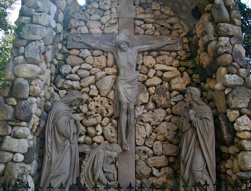 Holy Hill Station XII:  Jesus Dies on the Cross