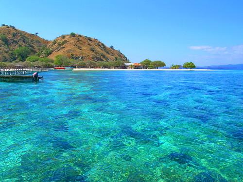 Kanawa Island, Flores Indonesia