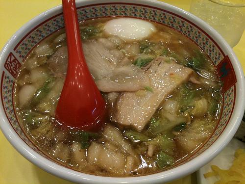 白菜の甘味が美味!『どうとんぼり神座』@大和高田店
