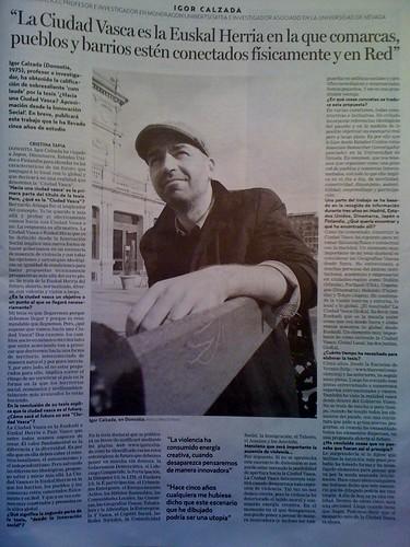 Noticias de Gipuzkoa 14 marzo 2011