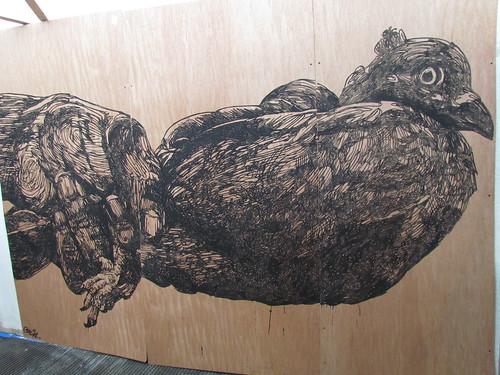 Mural by Gaia