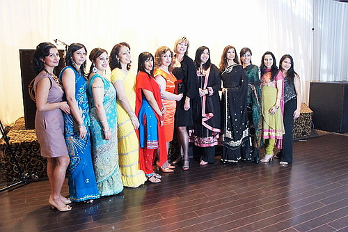 Shakti Awards 2011 gefeiert South Asian Women Errungenschaften in Surrey Indian Community