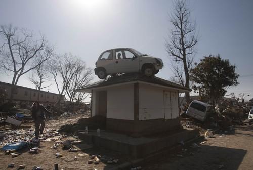JAPAN: (CBS) Sitting Car