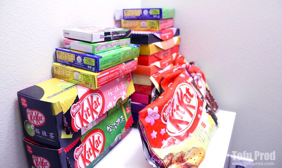 Crazy About KitKat
