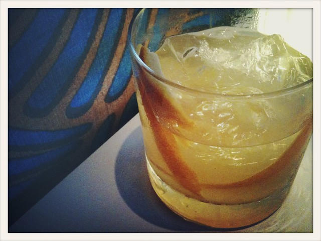 Smokey and the Bandit cocktail by Caroline on Crack