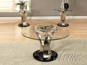 3 Piece Set: Coffee Table & 2 End Tables - $383