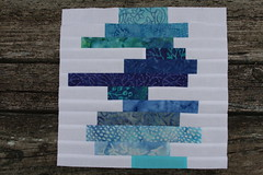 March Moody Blues Block (SeaSteph) Tags: quilt blocks