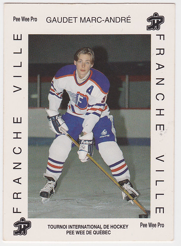Pee-Wee - Marc-André Gaudet - front
