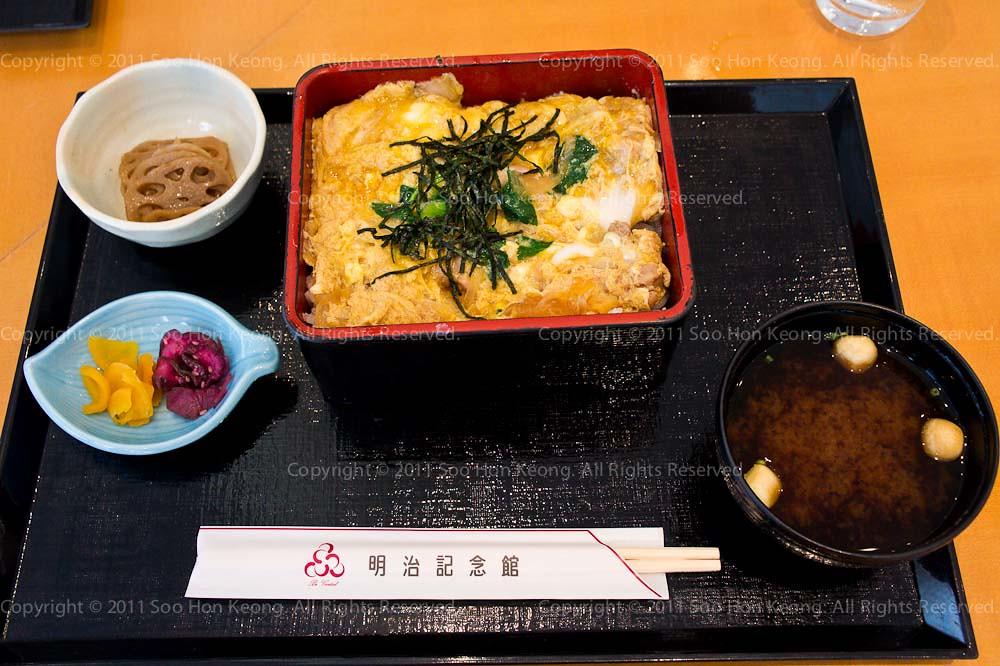 Japanese Food @ Tokyo, Japan