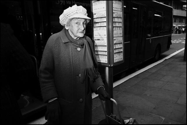 Hammersmith Old folks