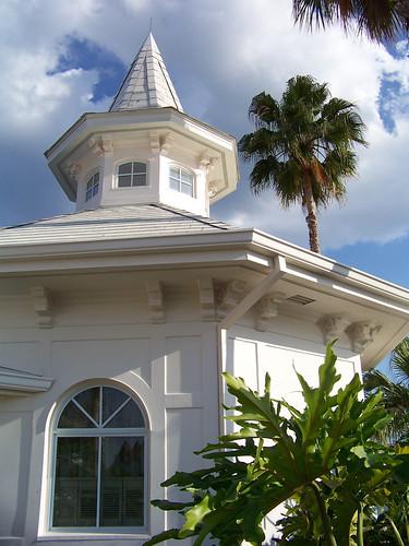 Disney Wedding Chapel