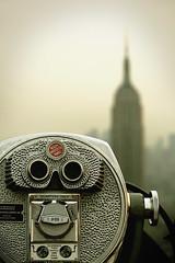 Eyes on the Empire (thomasgilbertphotography.com) Tags: usa newyork building tower rock canon downtown state top manhattan center empire bigapple topoftherock spyglass eastcoast rockfeller longuevue thomasgilbert totr vosplusbellesphotos eos550d blinkagain bestofblinkwinners