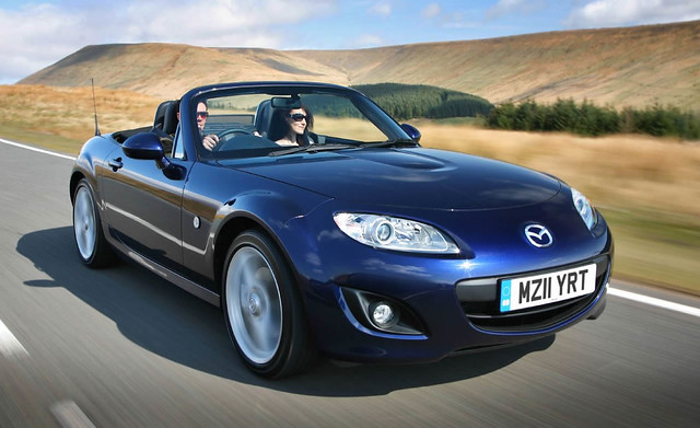 MX-5 Best Convertible