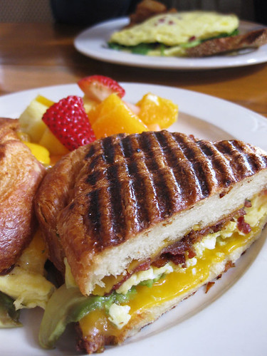 Costeaux French Bakery Breakfast Sandwich