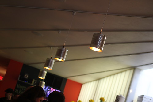 tin can lights
