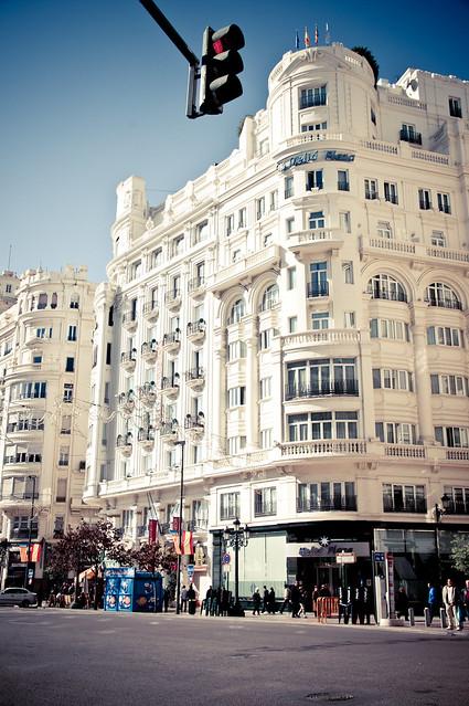 Plaza Ayuntamiento - Valencia