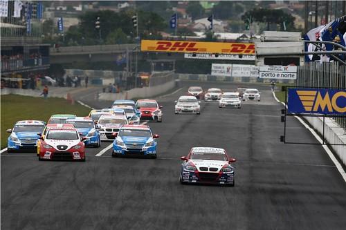 WTCC 2011 Curitiba Race 2