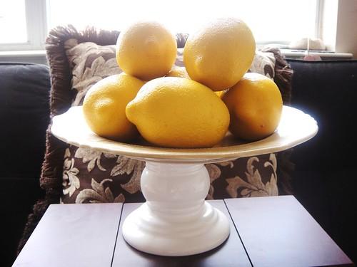DIY Dessert Pedestal 2