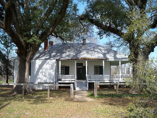 Magnolia Slave hospital