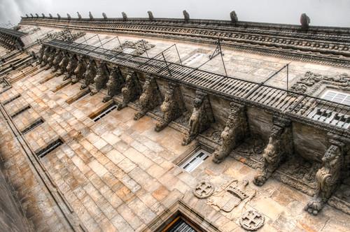 Hostal del los reyes católicos. Santiago de Compostela. Galicia