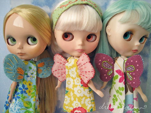 3 little fairies