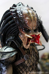 Hot Toys Predator Custom Quills