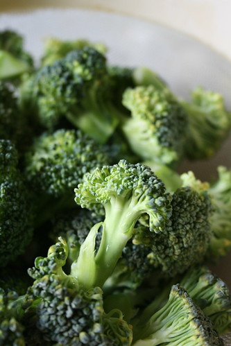 Broccoli Close up.