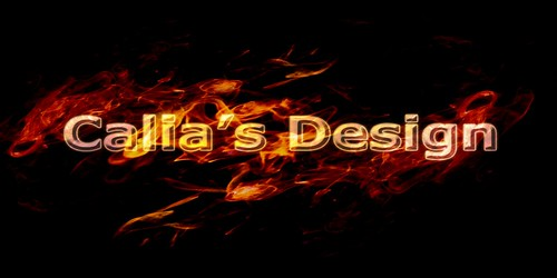 Calia's Design New Logo