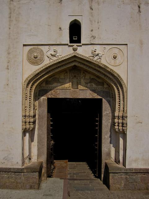 Hyderabad 155 - Golconda Fort by Ben Beiske