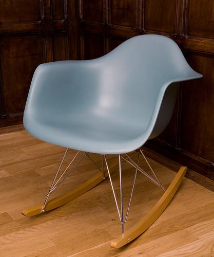Eames RAR Rocker Chair, Charles & Ray Eames