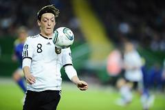 Germany vs Kasachstan (sunpo_life) Tags: madrid germany real football bundesliga ozil