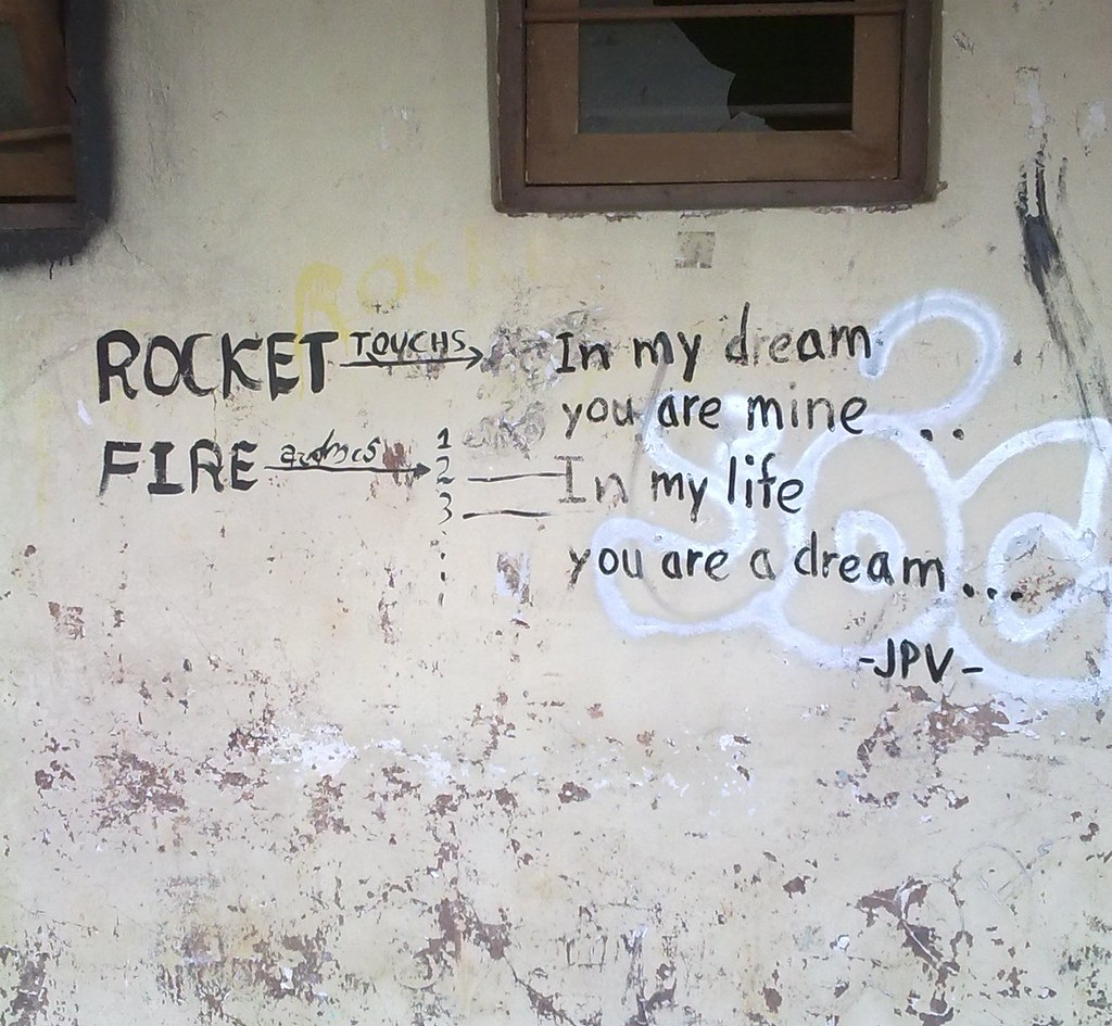 Graffiti Sad Quotes: The World's Best Photos Of Graffiti And Sayings