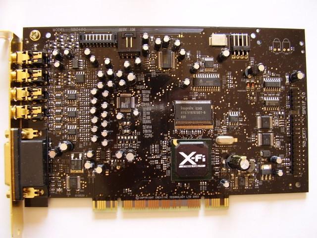 Creative X-Fi XtremeMusic SB0460 retails