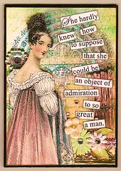 ATC - (Jane Austen) An Object of Admiration, Traded