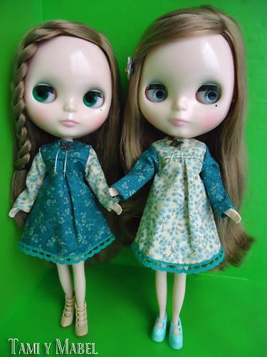 Tami y Mabel