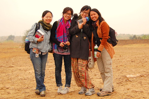 Asian Travelers in Asia