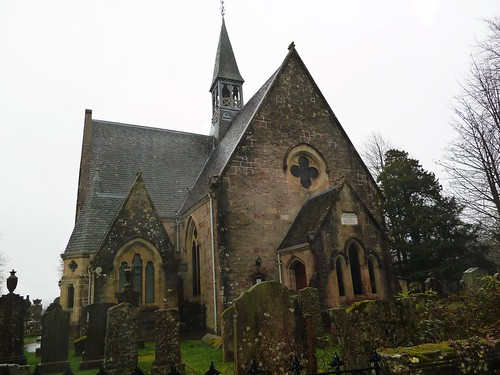 St Kessog's Church Luss